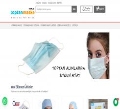 TOPTAN MASKE